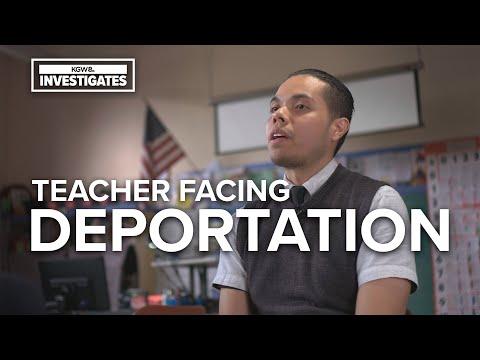 Portland Third Grade Teacher Fighting Deportation