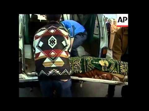 Morocco - Bombing Of 'Casa De Espana' Nightclub