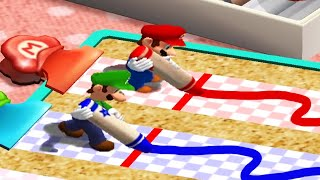 Mario Party 4 - All Tricky Minigames (Master CPU)