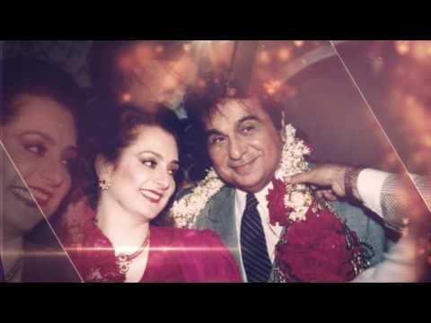 Dilip Kumar - Saira Banu 50th Anniversary. Thank you!