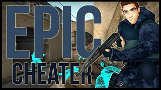 CSGO : Epic Cheater in Matchmaking ! #BANVACINC