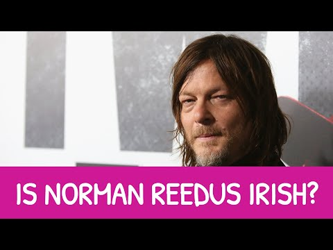 Norman Reedus ❤ 9 Questions Answered