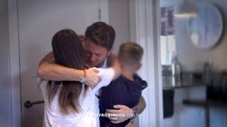Tommy Robinson is HOME!