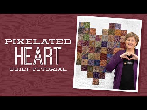 Make a Denim Strip Quilt with Jenny Doan of Missouri Star (Video Tutorial) from YouTube · Duration:  15 minutes 24 seconds