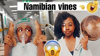 Funny vines || part 3 || #Namibian viner