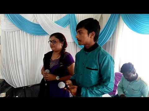 Ninna lajje Ondu sangeetadante (saagariye saagariye song)sung by Vinod katageri and sonu bijapur