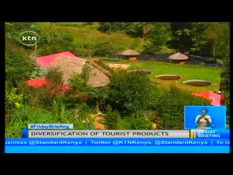 Some of the Tourist attractions in Central Kenya