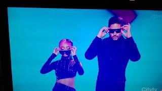 Skai Jackson and AĮan dance Tango