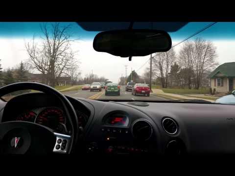 Pontiac Grand Prix GXP – Car is back from the repair shop