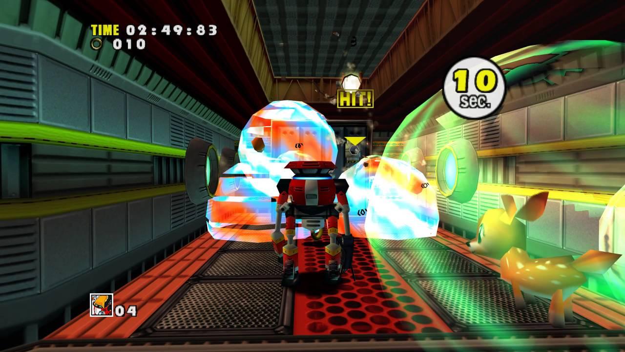 Resultado de imagen para Sonic adventure dx Gamma level