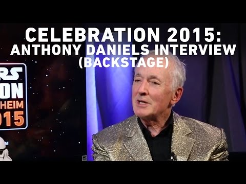 Anthony Daniels Interview with StarWars.com | Star Wars ...