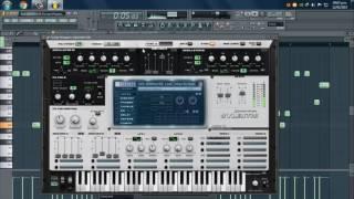 Bassjackers & Brooks - Joyride (Fl Studio Remake)