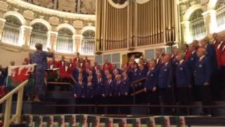 Video Oxford Welsh and Builth Male Choirs - Calon Lan download MP3, 3GP, MP4, WEBM, AVI, FLV Oktober 2018