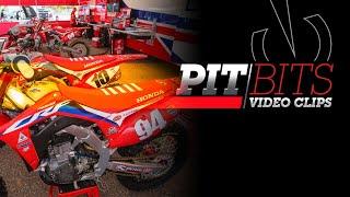 Pit Bits Video Clips: Triple Crown Bikes