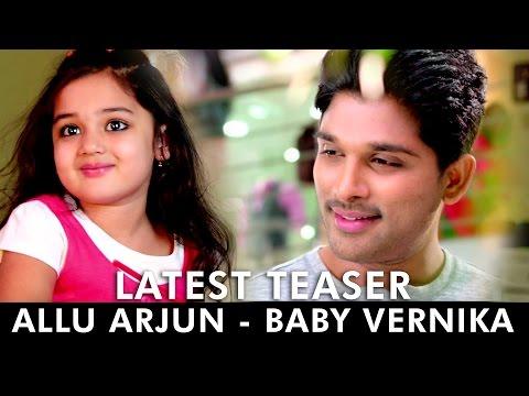 S/o Satyamurthy Latest Teaser || Allu Arjun, Baby Vernika