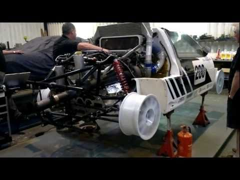 Mach 2 Racing Pikes Peak RS200 First Start up and ALS test !!!