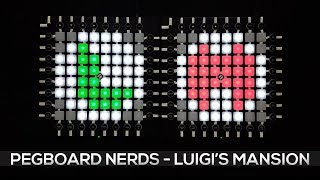 Pegboard Nerds Luigi S Mansion Launchpad Pro Lightshow