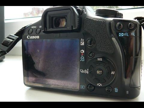 № 16 Обзор Canon EOS 500D (Нормальная зеркалка)