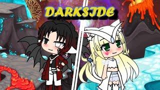 [GLMV] DARKSIDE - Alan Walker , Au/Ra ,Tomine Harket   Nightcore    // Yuu Kaoomari