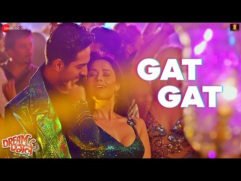 Download Lagu  Gat Gat | Dream Girl | Ayushmann K & Nushrat B | Meet Bros Ft. Jass Zaildar & Khushboo Grewal|Kumaar Mp3 Free