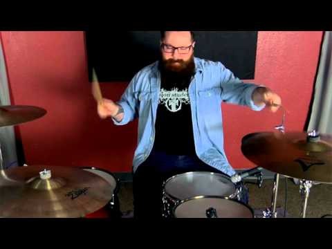 One Thing Remains - Jesus Culture - Drum Cover - Justin Emond