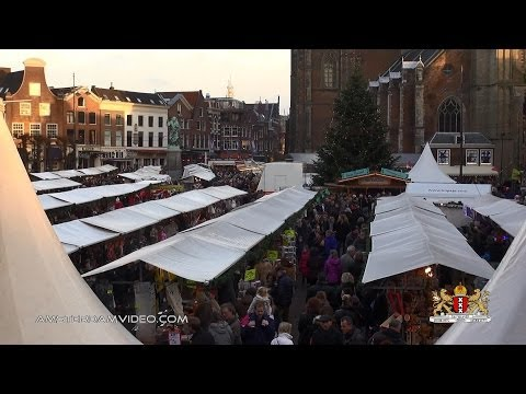 Christmas Market Haarlem 2013 HD (12.15.13 - Day 1263)