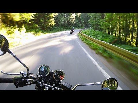 Kawasaki ER 5 | Chasing Superbikes | GoPro HERO4 Black