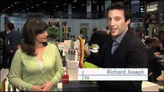 Joseph Joseph On Housewarestv @ 2012 International Home + Housewares Show