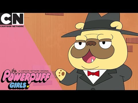 The Powerpuff Girls | Entering the Dog Mafia | Cartoon Network thumbnail