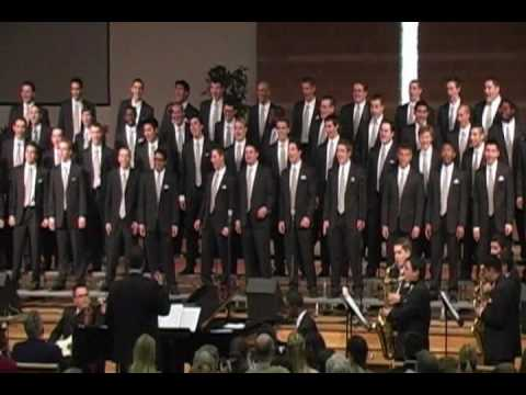 This Land Is Your Land-Cal.Baptist Riverside Male Chorale March 5, 2010