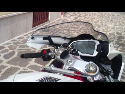 Mv Agusta f4 rr corsacorta bianca