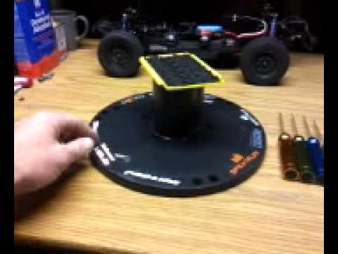 Rc Car Stand Youtube