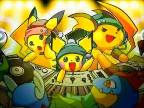 Extreme Pokemon Dubstep