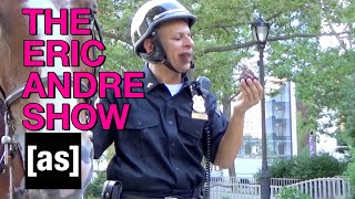Officer Andre: Horse Cop | The Eric Andre Show | adult swim
