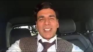Akshay Kumar's Reaction On Toilet Ek Prem Katha Called Super HIT