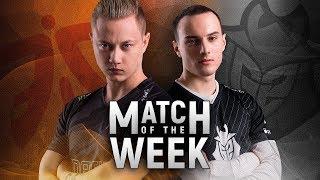 EU LCS Match of the Week: Fnatic vs. G2 Esports