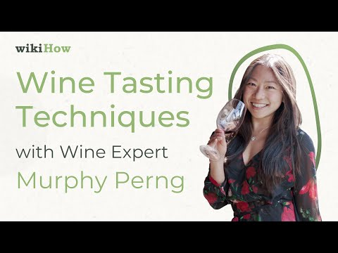 Expert Wine Tasting Techniques   WikiHow Asks A Wine Expert
