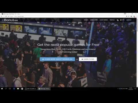 EBonus.gg  Free Games & Wallet Codes