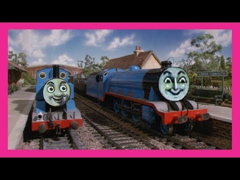 GORDON The BIG ENGINE (RWS Vs T&F) (Spot The Differences)