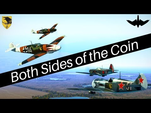 IL2 BoS | Both Sides of the Coin | CE