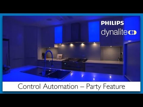 Control Automation - Party Feature