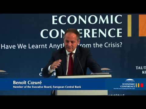 "Benoît Coeuré - Keynote speech: ""Structural reforms: learning the right lessons from the crisis"""