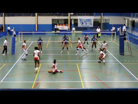 Suriname VS Haiti - NORCECA Woman World Championship 2018 1st Round