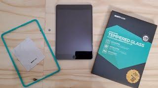 ESR iPad Mini 4 Tempered Glass Review & Installation in 4K!!