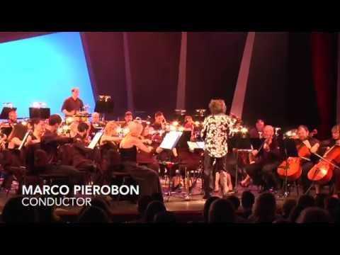 Marco Pierobon - Mambo LIVE in Zagreb (Encore)