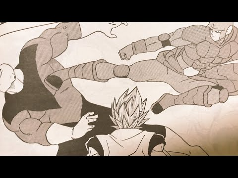 MORE IMAGES LEAKED - DRAGON BALL SUPER MANGA CHAPTER 35