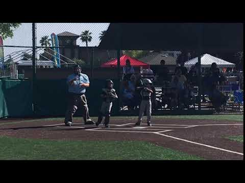 CS Baseball 10U - Nolan Brown - Catchet