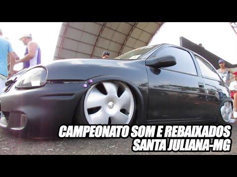 Campeonato Som em Santa Juliana MG