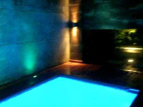 "Modern Pool Design By ""Claudia Diaz Interior Desig..."