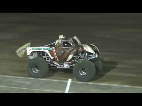Grays Harbor Raceway, September 16, 2017, Monster Truck Freestyle